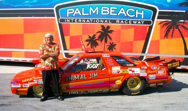 Animal Jim at West Palm Beach Fun Ford 2011