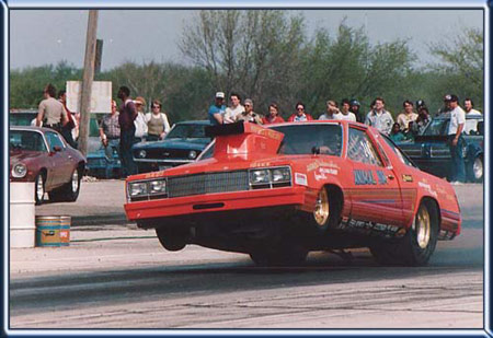 Zephyr trademark shot-1986 Byron with IHRA Mountain Motor
